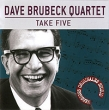 Dave Brubeck Quartet Take Five Серия: The Intense Music инфо 13527z.